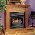 Comfort Glow Compact Ventless Gas Fireplace