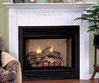 Comfort Glow Ventless Gas Fireplace