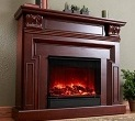 Kristine RealFlame Ventless Electric Fireplace