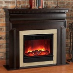 Mt. Vernon RealFlame Ventless Electric Fireplace