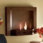 Wall Hanging Ventless Gel Fireplace